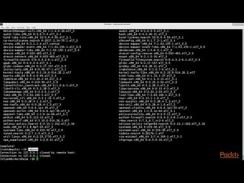 Beginning CentOS 7 Administration : Using YUM to Update the System   packtpub.com
