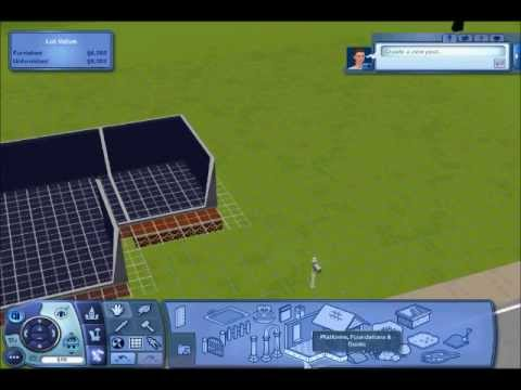 Belle Plays Sims 3 Episode 3 Dream Home Part 1