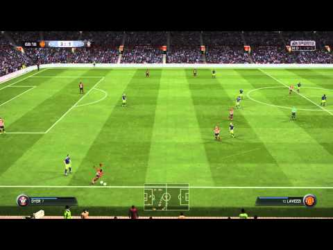 FIFA 15 - two balls on the pitch