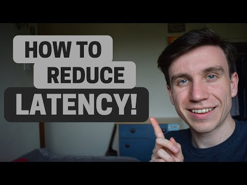 How To Reduce Latency
