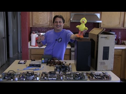Building a computer from used parts