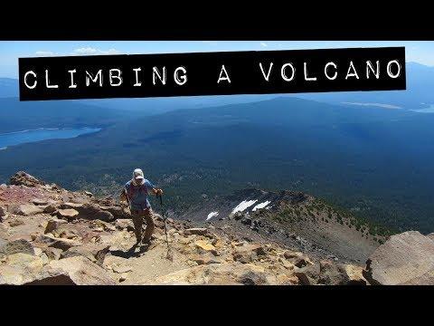 CLIMBING A VOLCANO – An SUV Camping/Vandwelling Adventure