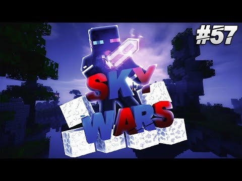 Minecraft - Hypixel SkyWars #57 - Killing a YouTuber Rank with 300+ Ping
