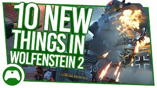 10 Colossal New Things In Wolfenstein 2: The New Colossus