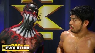 Finn Bálor offers an explanation behind his intimidating new look: NXT TakeOver: R Evolution