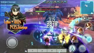 Sword Art Online Integral Factor Floor 10 Preview Kagachi The