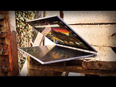 BEST TABLET 2017 ! The Innovative Lenovo Yoga Book