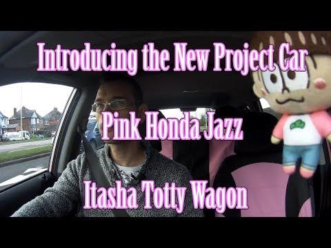 Introducing the Honda Jazz Itasha Totty Wagon Project Car