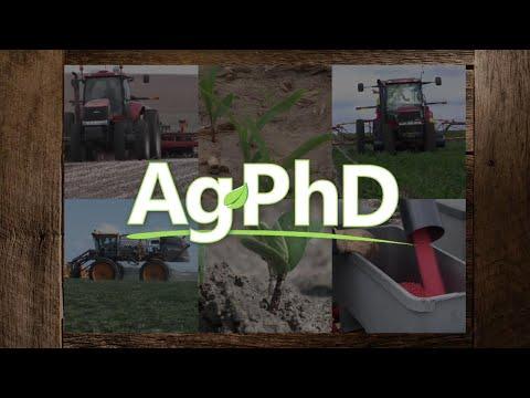 Ag PhD Show #1044 (Air Date 4-8-18)