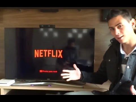 Como assistir Netflix em qualquer TV (até de TUBO!!!)
