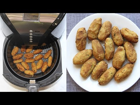 Air Fryer Muthiya or Muthia Video Recipe | Bhavna's Kitchen