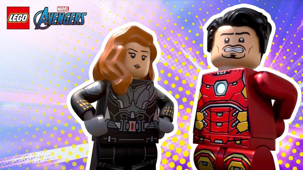 "LEGO Marvel Avengers: Climate Conundrum – Episode 1: ""Iron Rivalry"""