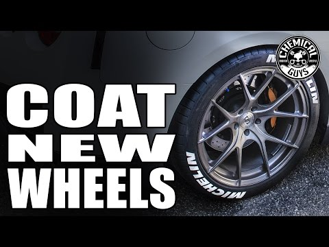 How To Protect New Wheels - Chemical Guys Carbon Flex C9