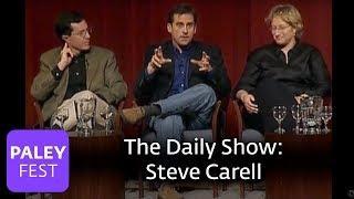 Steve Carell On Mayor Banning Satan - The Daily Show