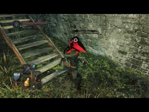Dark Souls 2 - Part 3 All of the Boss Parries