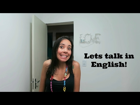 HOW IS MY ENGLISH? - video em ingles