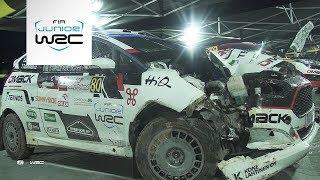 FIA Junior WRC - ORLEN 74th Rally Poland 2017: JWRC Event Highlights