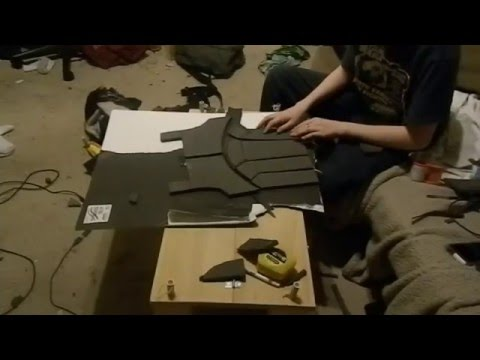NCR veteran ranger armor
