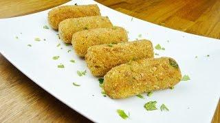 Episode 84  Tuna potato croquettes   Croquettes des pommes de terre au thon 🐟 🥔