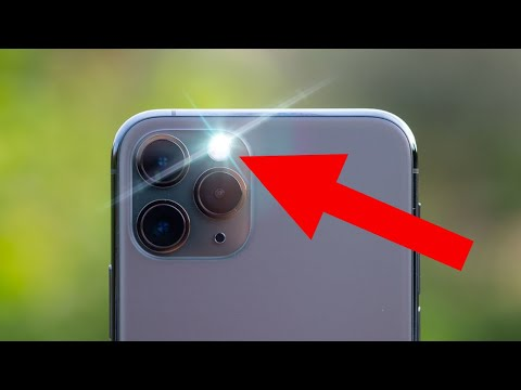 How To Turn on The LED Flash Light Notification Ringer On Iphone !