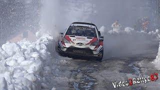 WRC - 86° Rallye Monte Carlo 2018 By PapaJulien