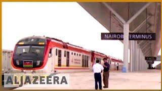 Kenya launches multi-billion dollar railway amid concerns over costs