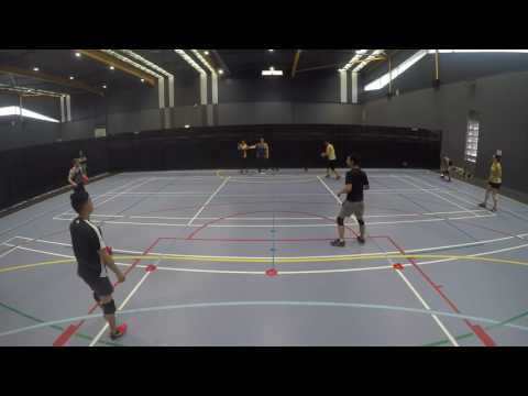 DFA Sydney Open   Game 2   Dodge Pty Ltd vs Wrinkly Ball Bags