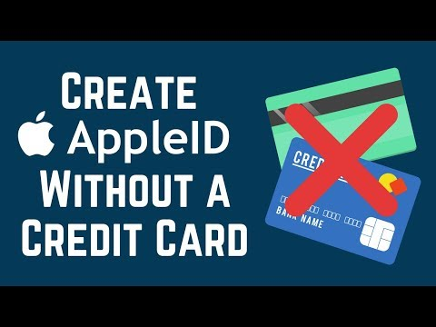 How to Create an Apple ID Without a Credit Card 2018