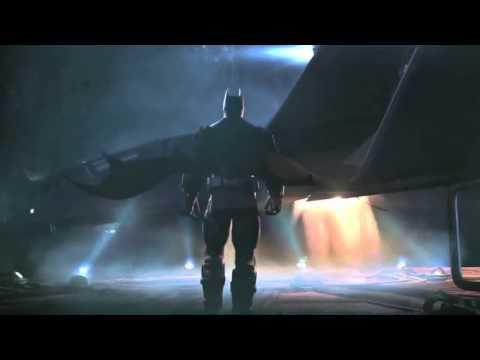 Batman: Arkham Origins/ Batman Forever Mash-up