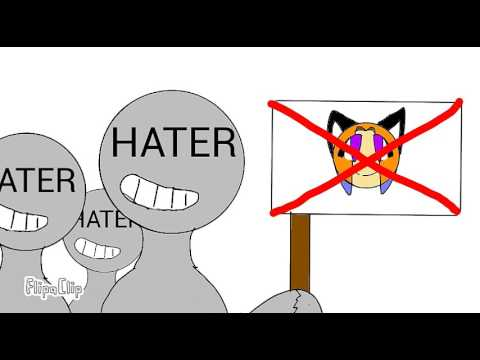 Typical haters (Original meme)