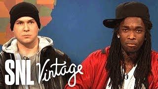 Weekend Update: Lil Wayne and Eminem on Their Valentine