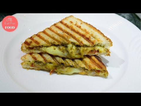 Broccoli Rabe Pesto Sandwich │Episode 067 │ I'll Eat For Food