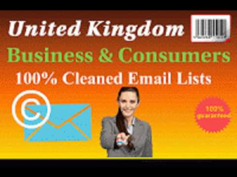 DOWNLOAD UK EMAIL and business leads 2014