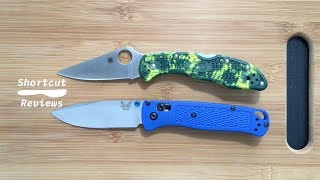 Benchmade Bugout Series w/Mods #2