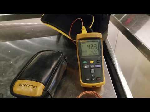Perlick reach in cooler not working