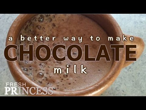 A Better Way To: Hot Chocolate  |  Fresh P