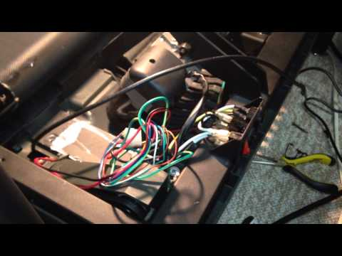 Motor Control Board & Upper Board Console Replacement/Change HOW TO