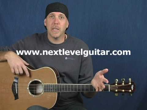 Learn acoustic guitar or on electric easy song progression new chords strum pattern & free E book