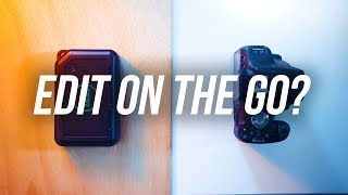 Gnarbox - Compact yet BETTER Than A Computer for Editing?