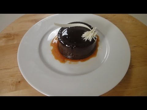Chocolate Flan   Sanjeev Kapoor Khazana