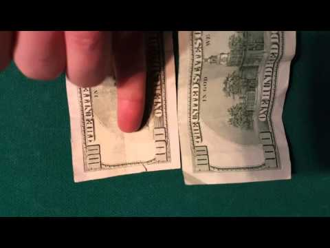 Counterfeit $100 passed 20160213