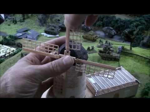 FOW windmill 5 -Blades