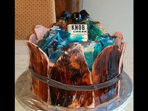 Bourbon Barrel Cake