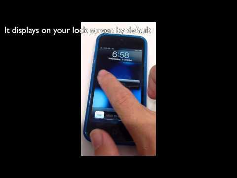 Tech Demo: Using Passbook on iOS6 and an iPhone5 - Virgin Australia boarding pass