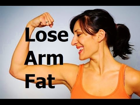 How To Lose Arm Fat Fast In A WEEK - Best arm exercises for women