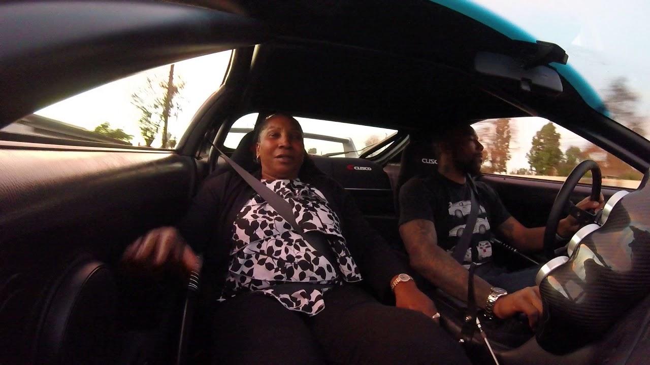 Best reaction in 1300+hp 2jz Supra Compton mom Full Video