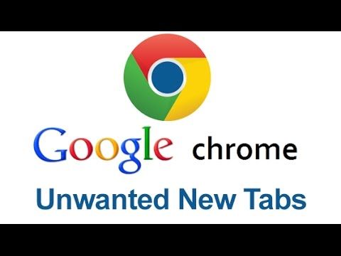 How To Stop Unwanted New Tabs In Chrome