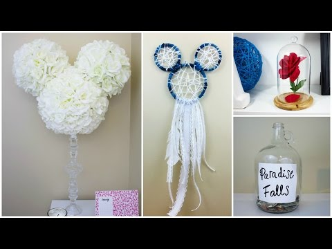 CHEAP & EASY DISNEY DIY CRAFTS YOU HAVE TO TRY #6 | PINTEREST INSPIRED