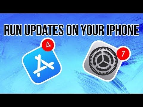 Genius Lounge: How do I run updates on my iPhone?