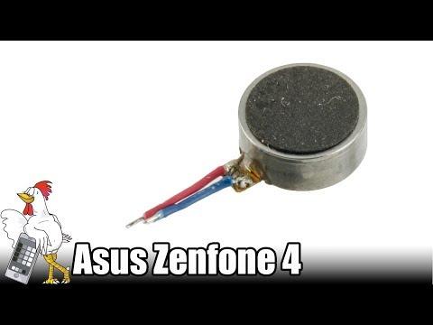 Guía del Asus Zenfone 4: Cambiar vibrador